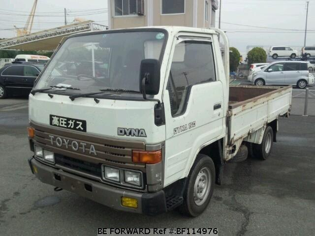 Used 1991 TOYOTA DYNA TRUCK BF114976 for Sale