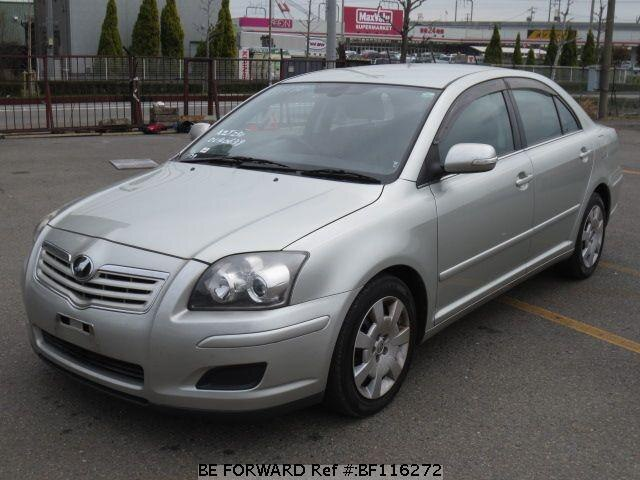 Used 2008 Toyota Avensis Xi Cba Azt250 For Sale Bf116272