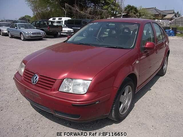 Used 2000 VOLKSWAGEN BORA BF116650 for Sale