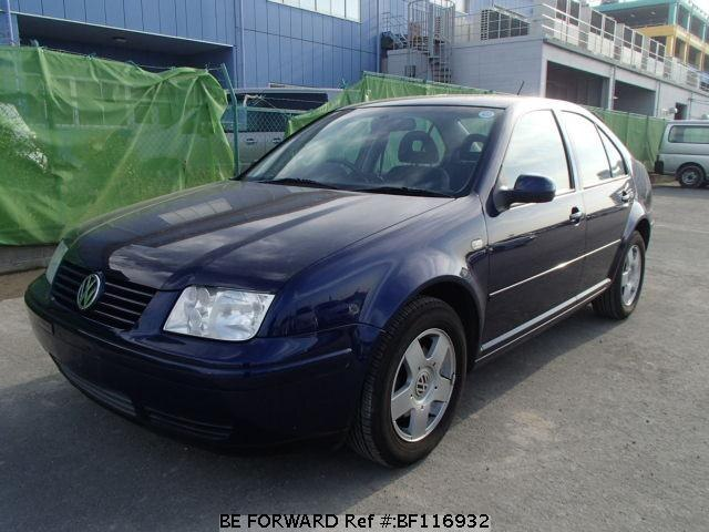 Used 2000 VOLKSWAGEN BORA BF116932 for Sale