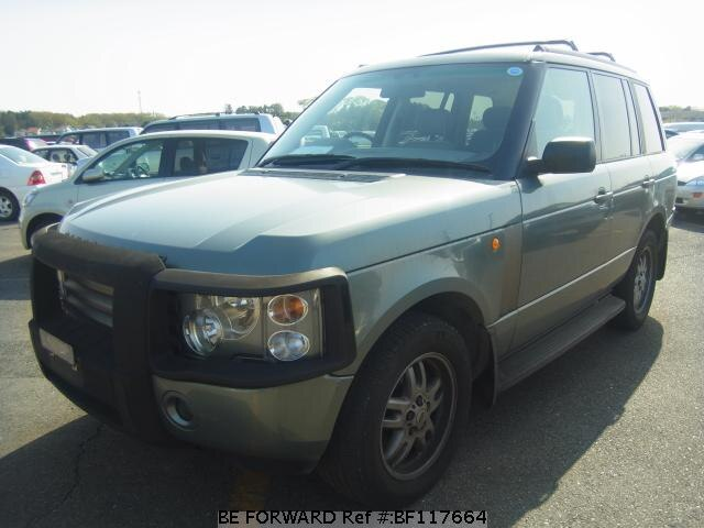 Used 2002 LAND ROVER RANGE ROVER BF117664 for Sale