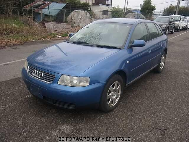 used 2002 audi a3 1 8 gf 8lapg for sale bf117812 be forward. Black Bedroom Furniture Sets. Home Design Ideas