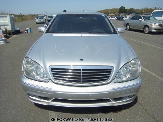 used 2001 mercedes benz s class s500 gf 220075 for sale. Black Bedroom Furniture Sets. Home Design Ideas