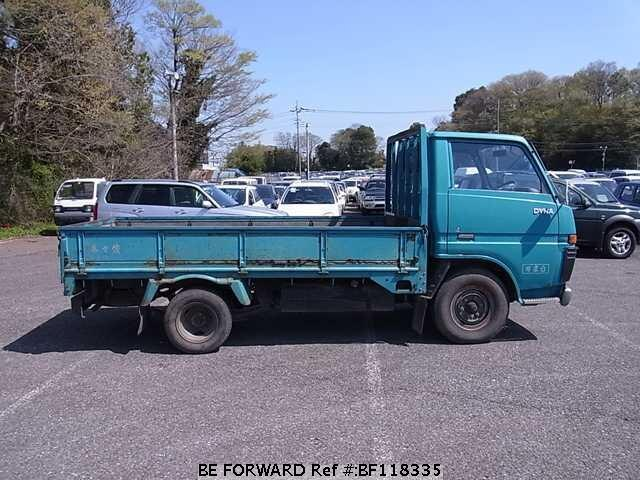 used 1979 toyota dyna truck bu20 for sale bf118335 be forward. Black Bedroom Furniture Sets. Home Design Ideas