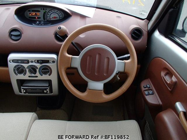 Used 2000 TOYOTA WILL VI/GH-NCP19 for Sale BF119852 - BE FORWARD