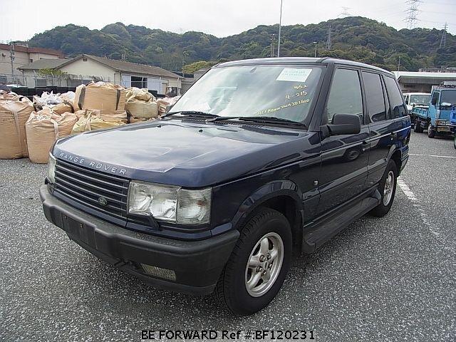 used 1998 land rover range rover e lp42d for sale bf120231 be forward. Black Bedroom Furniture Sets. Home Design Ideas
