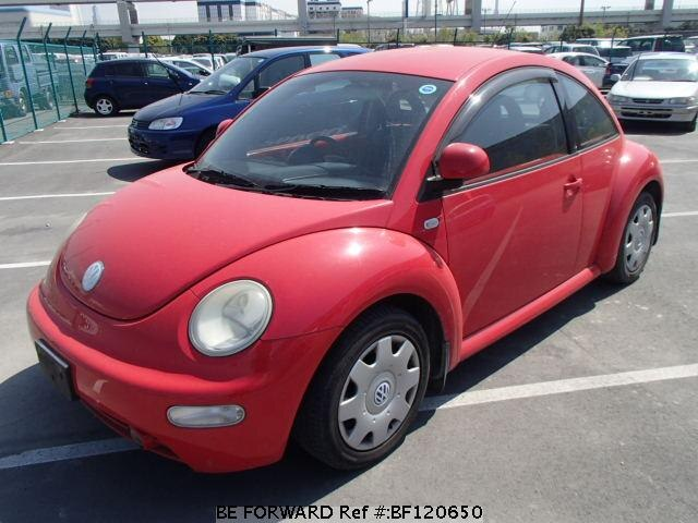 used 2000 volkswagen new beetle gf 9caqy for sale bf120650 be forward. Black Bedroom Furniture Sets. Home Design Ideas