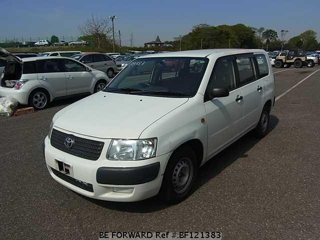 Used 2004 TOYOTA SUCCEED VAN BF121383 for Sale
