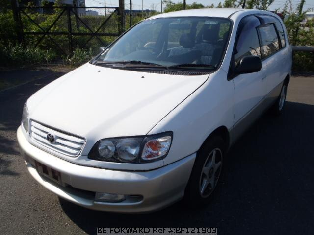 Used 1997 TOYOTA IPSUM BF121903 for Sale
