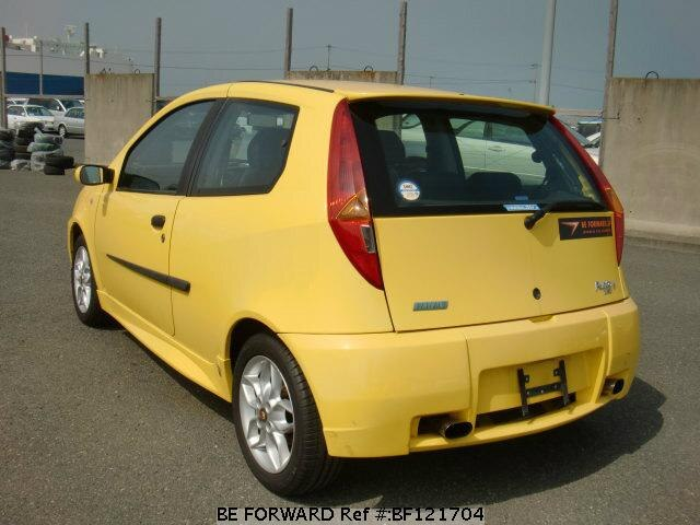 used 2002 fiat punto hgt abarth gf 188a6 for sale bf121704 be forward. Black Bedroom Furniture Sets. Home Design Ideas