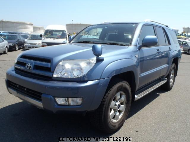 TOYOTA for Sale BF122199 Japanese Used Cars Exporter BE FORWARD