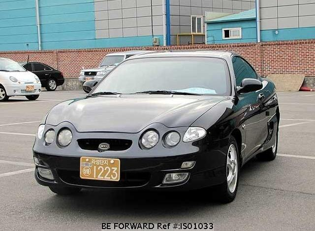 used 2000 hyundai tiburon for sale is01033 be forward. Black Bedroom Furniture Sets. Home Design Ideas