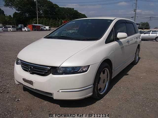 Used 2005 honda odyssey m dba rb1 for sale bf112134 be for Used honda odyssey for sale near me