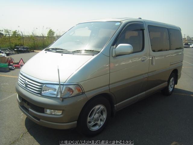 Beforward Used Toyota Regius Autos Post