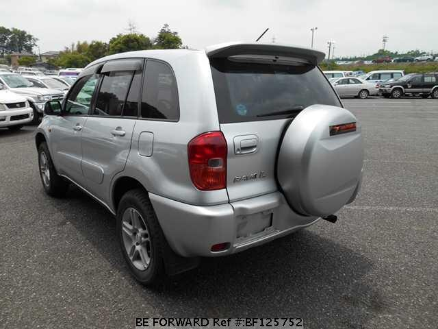 used 2001 toyota rav4 l x g package ta aca21w for sale bf125752 be forward. Black Bedroom Furniture Sets. Home Design Ideas