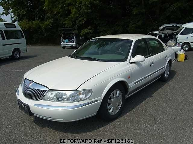 used 1999 lincoln continental e 1lnvh97 for sale bf126181 be forward. Black Bedroom Furniture Sets. Home Design Ideas