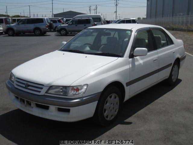 Used 1996 TOYOTA CORONA PREMIO BF126774 for Sale