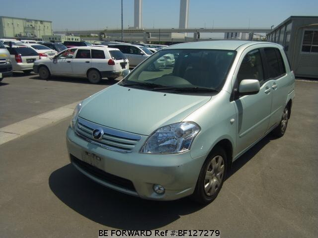 Used 2007 TOYOTA RAUM BF127279 for Sale