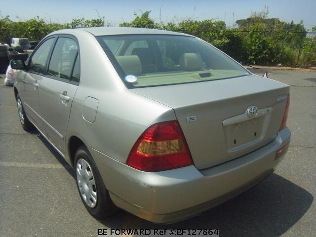 Beforward Toyota Corolla Autos Post