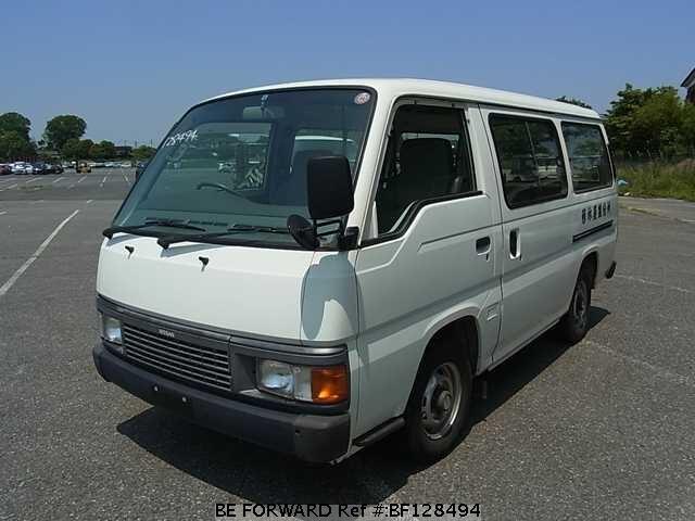 used 1996 nissan caravan van gb vte24 for sale bf128494 be forward. Black Bedroom Furniture Sets. Home Design Ideas