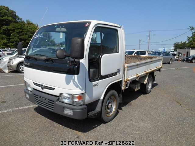 Used 2004 NISSAN ATLAS BF128822 for Sale