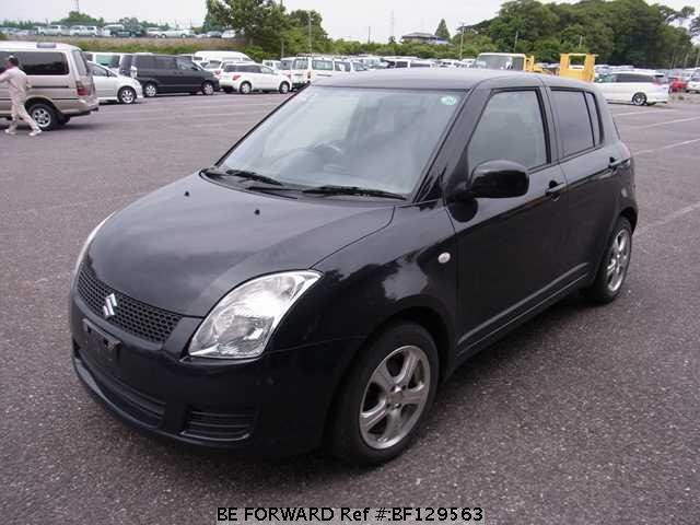used 2007 suzuki swift xg dba zc71s for sale bf129563 be forward. Black Bedroom Furniture Sets. Home Design Ideas
