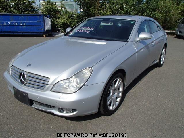 used 2005 mercedes benz cls class cls350 dba 219356c for sale bf130195 be forward. Black Bedroom Furniture Sets. Home Design Ideas