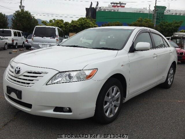 used 2008 toyota camry g limited edition dba acv40 for sale bf130467 be forward. Black Bedroom Furniture Sets. Home Design Ideas