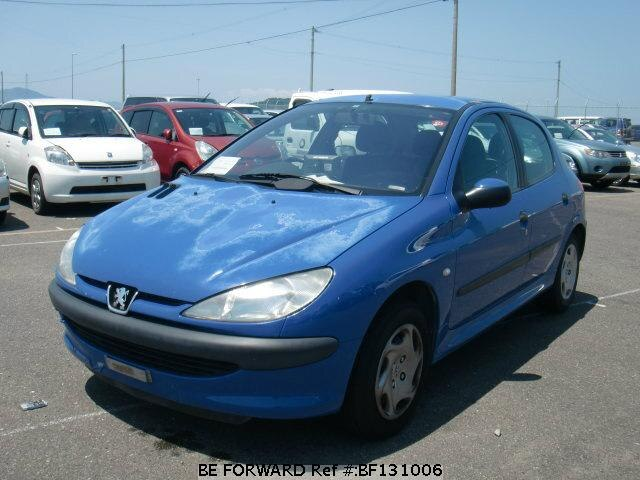 used 2000 peugeot 206 gf t14 for sale bf131006 be forward. Black Bedroom Furniture Sets. Home Design Ideas
