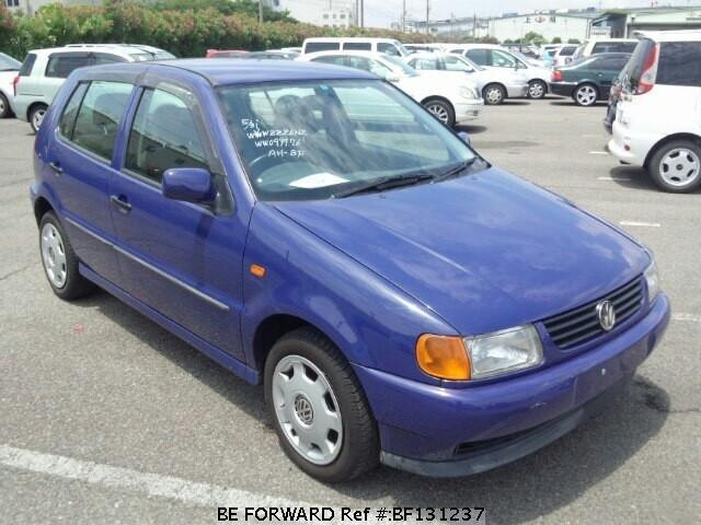 used 1998 volkswagen polo 1 6 e 6nahs for sale bf131237 be forward. Black Bedroom Furniture Sets. Home Design Ideas