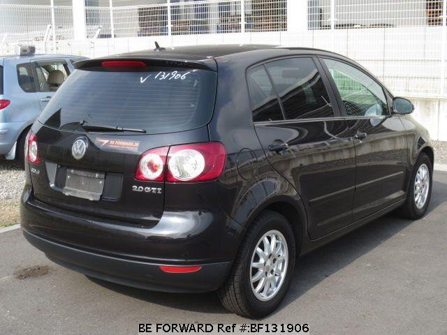 used 2006 volkswagen golf plus gli gh 1kblx for sale bf131906 be forward. Black Bedroom Furniture Sets. Home Design Ideas