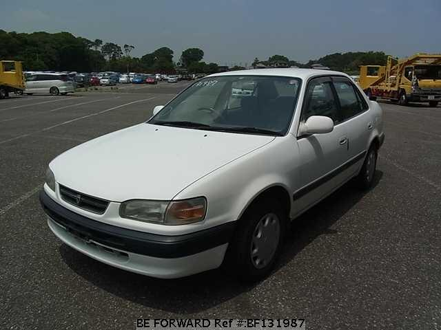 used toyota corolla sedan
