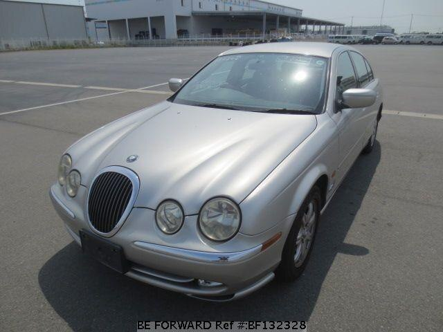 Used 2000 JAGUAR S-TYPE BF132328 for Sale