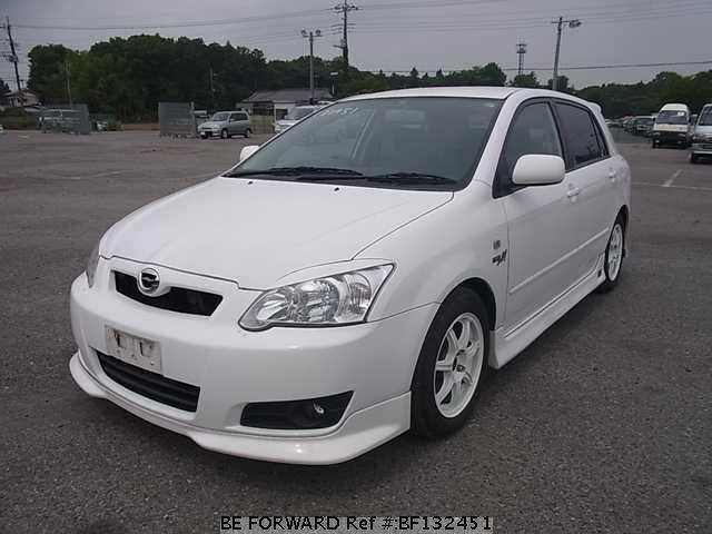 Used 2006 Toyota Corolla Runx Trd Sports M Ta Zze123 For
