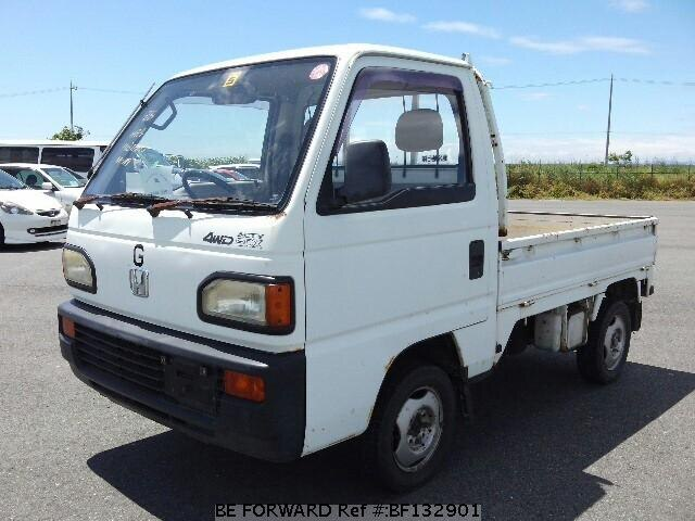 used 1991 honda acty truck sdx m ha4 for sale bf132901 be forward. Black Bedroom Furniture Sets. Home Design Ideas