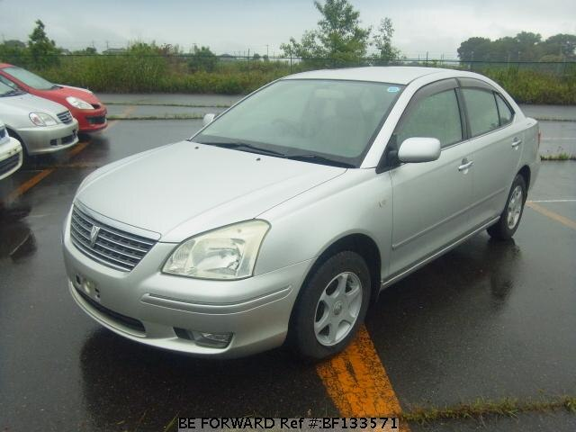 Used 2003 TOYOTA PREMIO BF133571 for Sale