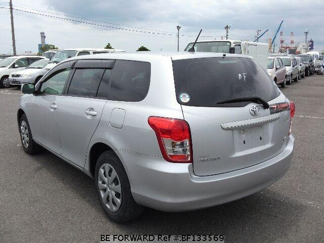 Used Toyota For Sale >> Used 2010 TOYOTA COROLLA FIELDER 1.5X/DBA-NZE141G for Sale ...
