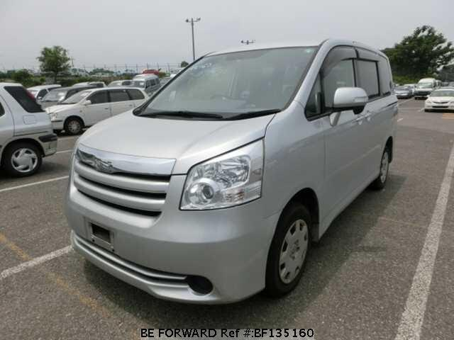 Used 2008 TOYOTA NOAH BF135160 for Sale