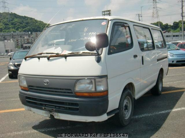 Used 1996 TOYOTA HIACE VAN/KC-LH103V for Sale BF136547 ...