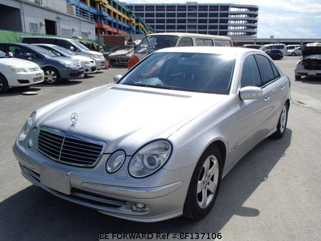 used 2004 mercedes benz e class e320 avantgarde gh 211065c for sale bf137106 be forward. Black Bedroom Furniture Sets. Home Design Ideas