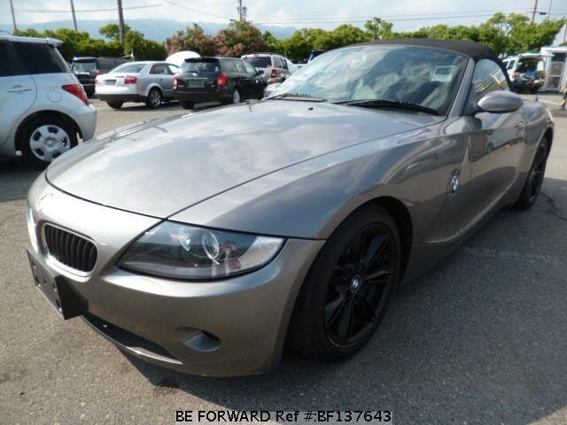 used 2005 bmw z4 2 2i gh bt22 for sale bf137643 be forward. Black Bedroom Furniture Sets. Home Design Ideas