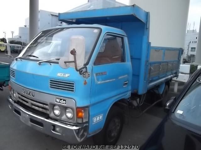 Used 1980 ISUZU ELF TRUCK BF132970 for Sale