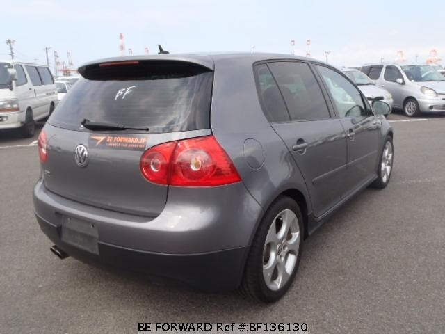 Used 2007 VOLKSWAGEN GOLF GTI GTI/GH-1KAXX for Sale BF136130 - BE FORWARD