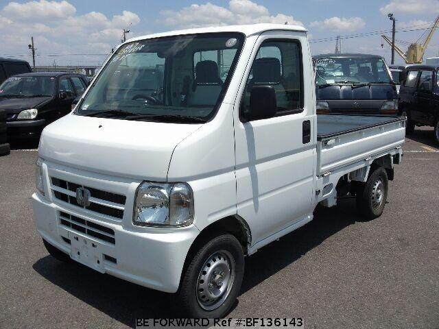used 2005 honda acty truck gbd ha7 for sale bf136143 be forward. Black Bedroom Furniture Sets. Home Design Ideas