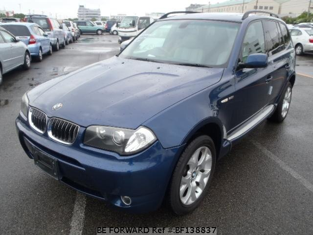used 2005 bmw x3 3 0i sport package gh pa30 for sale bf138837 be forward. Black Bedroom Furniture Sets. Home Design Ideas