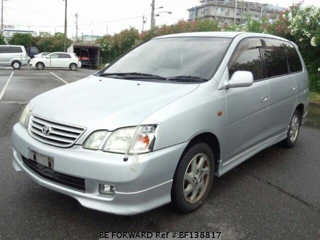 Used GAIA TOYOTA for Sale | BF138817 | Japanese Used Cars Exporter