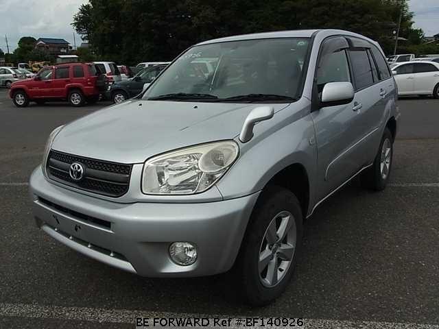 Toyota Rav4 Aca21 >> Used 2004 TOYOTA RAV4 J FIVE/CBA-ACA21W for Sale BF140926 - BE FORWARD