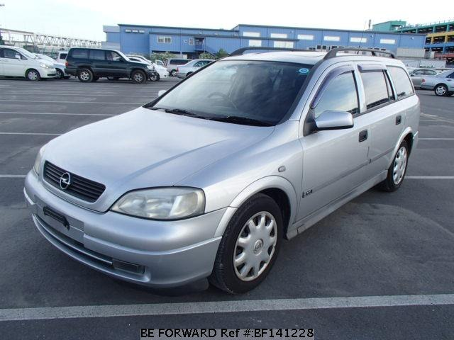 used 2000 opel astra wagon 1 8 cd gf xk180 for sale bf141228 be forward. Black Bedroom Furniture Sets. Home Design Ideas