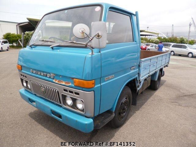 Used DELTA TRUCK DAIHATSU for Sale | BF141352 | Japanese Used Cars