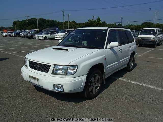 used 1998 subaru forester s tb e sf5 for sale bf141568 be forward. Black Bedroom Furniture Sets. Home Design Ideas